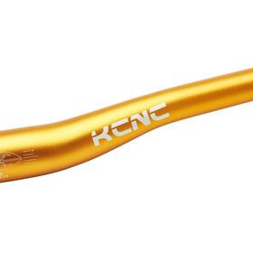 KCNC Rampant Riser Lenker Ø31,8mm 15mm gold
